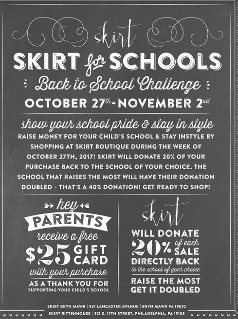 Skirt for School