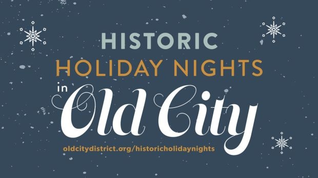 Holiday Nights Old City