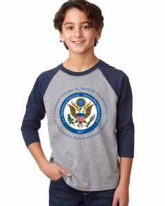McCall - Blue Ribbon shirt