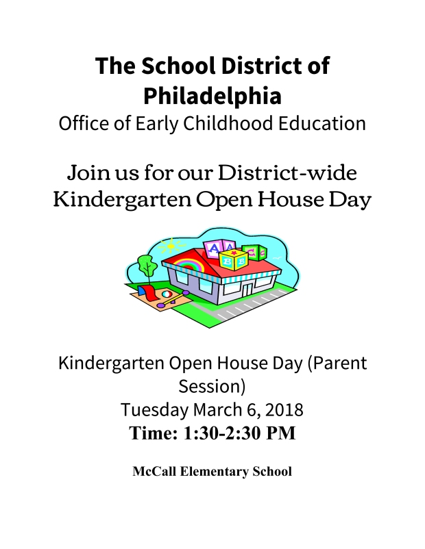 K Open House Flier 2018-English