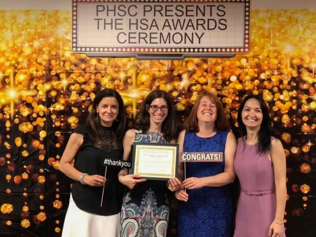 PHSC Award-2