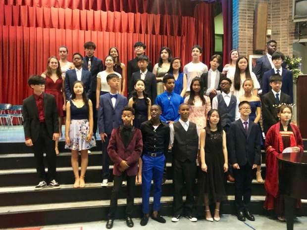 McCall 8th Grade 2