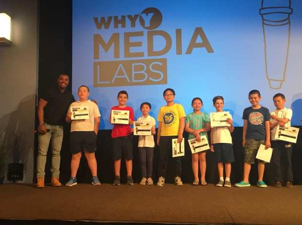 WHYY Media Lab Awards